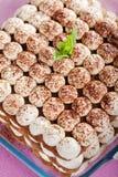 cheesecake Fotos de archivo