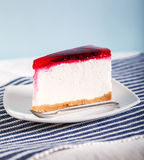 Cheesecake Obraz Stock
