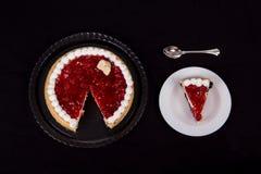 cheesecake imagem de stock royalty free