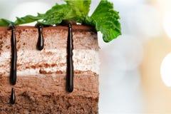 cheesecake Imagen de archivo libre de regalías