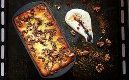 cheesecake Imagem de Stock