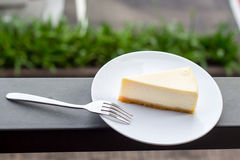cheesecake Photo libre de droits