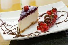 Cheesecake Royalty Free Stock Image