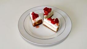 Cheesecake Στοκ Φωτογραφία