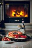 cheesecake Fotos de archivo libres de regalías