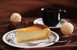 Cheesecake Royalty Free Stock Photo