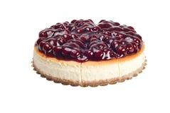 Cheesecake Cherry Stock Photo