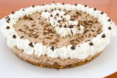 Cheesecake chocolate Stock Photography