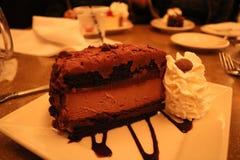 Cheesecake. At  Factory stock photos