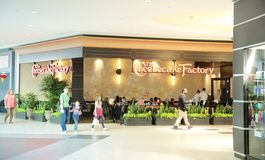 The Cheesecake Factory at The Wolfchase Mall, Memphis, Tennessee. Stock Photography