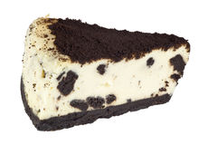 cheesecake oreo Fotografia Royalty Free
