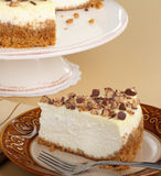 Cheesecake Slice Stock Images