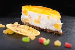 cheesecake smakowity Obrazy Stock
