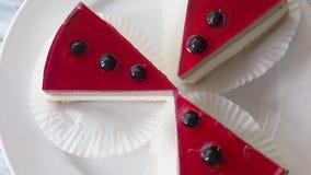 Cheesecake z mascarpone mousse zbiory