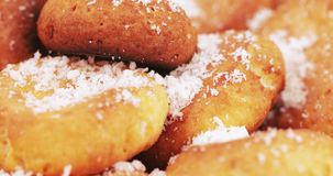 Cheesecakes με την καρύδα φιλμ μικρού μήκους