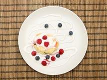 Cheesecakes Στοκ Εικόνες
