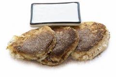 cheesecakes Imagenes de archivo
