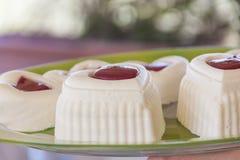 cheesecakes Fotos de Stock