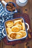 cheesecakes Στοκ Φωτογραφίες
