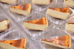 cheesecakes Foto de archivo