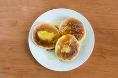 cheesecakes Fotografía de archivo libre de regalías