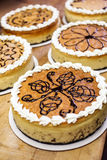 Cheesecakes Stock Images