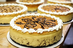 Cheesecakes Royalty Free Stock Image