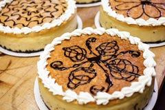 Cheesecakes Royalty Free Stock Photo