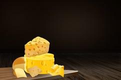 Cheeses Stock Photos