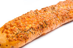Cheesy bread Royalty Free Stock Image