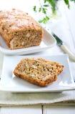 Cheesy herb bread Royalty Free Stock Photography
