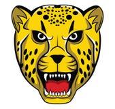 cheetah ilustração stock