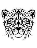 cheetah vektor illustrationer