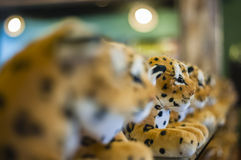 Cheetah Dolls Royalty Free Stock Photos