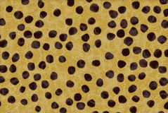 Cheetah fur print Royalty Free Stock Photo