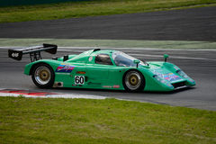 1989 Cheetah G606 Group C Prototype at Monza Royalty Free Stock Images