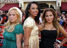 The Cheetah Girls Royalty-vrije Stock Afbeelding
