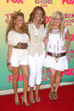The Cheetah Girls,Cheetah Girls Royalty Free Stock Photos