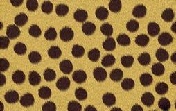 Cheetah texture background stock photo