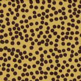 Cheetah Texture Background Fur Stock Image