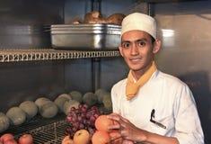 Chef stock image