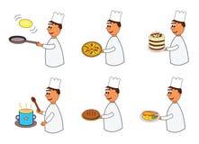 Chef Illustration Libre de Droits