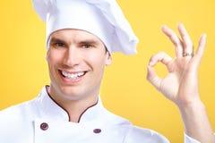 Chef Lizenzfreies Stockfoto