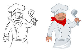 Chef Stock Photo