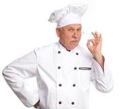 chef zdjęcie stock