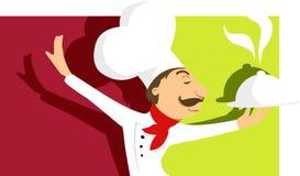 Chef Stockfoto