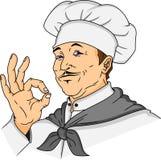 chef Imagem de Stock Royalty Free