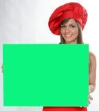 Chef #5 de femme photos stock