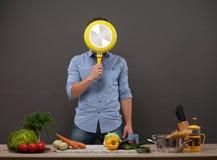 chef Fotografia Stock