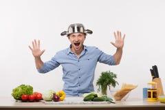 chef Immagine Stock